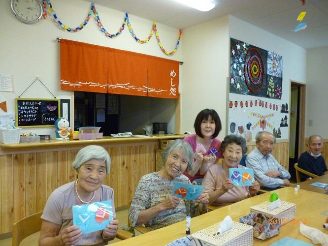 ハート 折り紙:折り紙 8月-h-s-kai.com